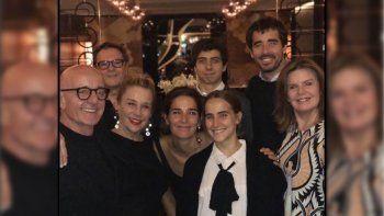 Marcela Tinayre y la familia completa: Mostró en Instagram a su hijo menor