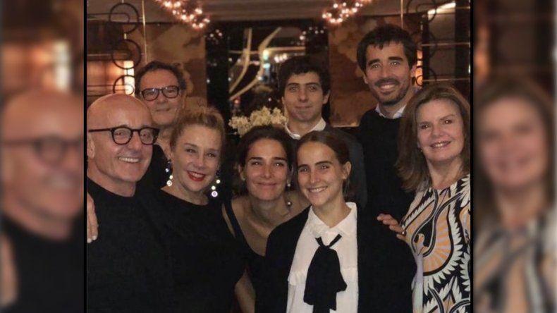 Marcela Tinayre y la familia completa: Mostró en Instagram a su hijo menor, Rocco, y a su nieta Ámbar, la hija de Juanita