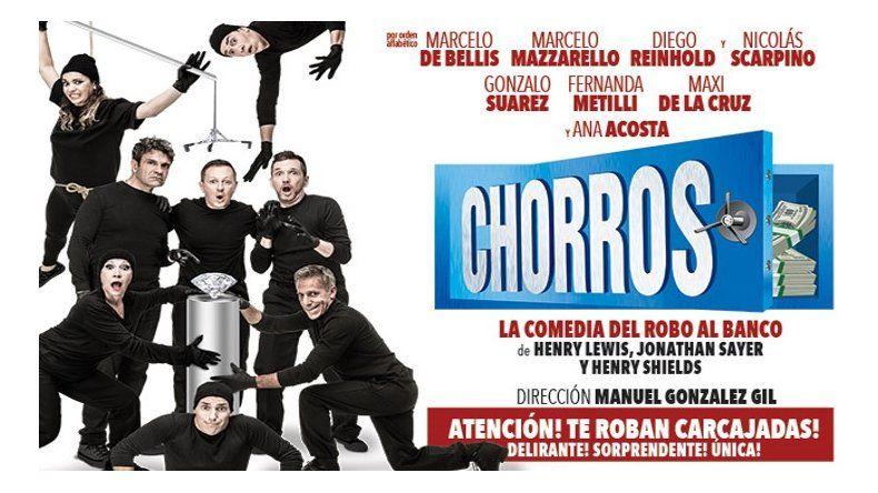 La comedia Chorros cambia la mitad de su elenco original para la temporada de verano: todos los nombres