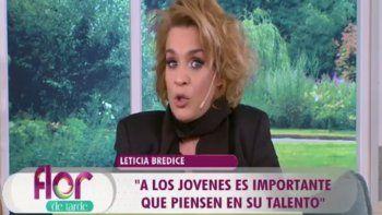 La dura confesión de Leticia Brédice: Tuve una anorexia tremenda