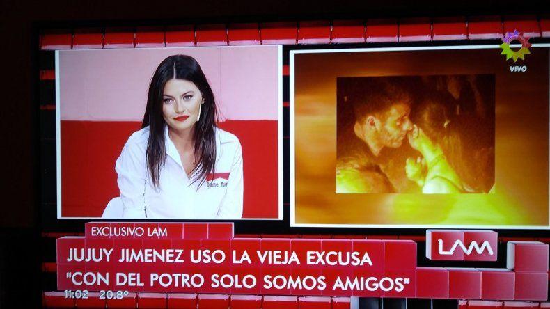 Jujuy desmiente romance con Del Potro