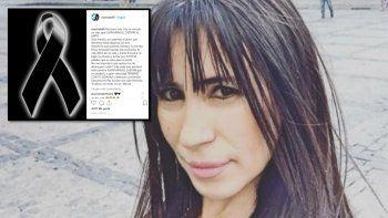 Marixa Balli a un mes de la muerte de su hermano: Hace un mes que te mataron