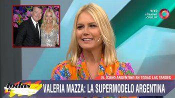 Valeria Mazza habló de su pelea con Dotto: Pancho no hizo absolutamente nada por mi carrera en el exterior