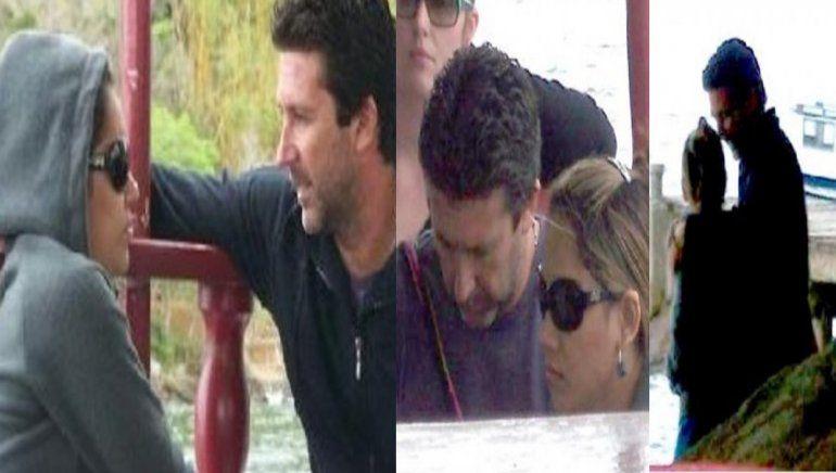 El ex marido de Iliana Calabró, Fabián Rossi, reconoció una doble vida: Tengo una mujer e hijos en Panamá