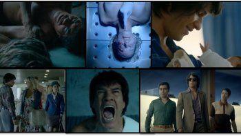 monzon, la serie: impresionante trailer, ascenso y caida de una vida marcada por la violencia