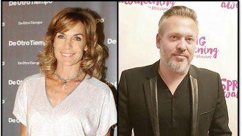 Duraron menos que un pancho: se separaron Paula Trapani y el productor Diego Kolankowsky