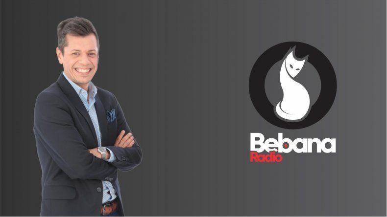 Héctor Rossi vuelve con La noche Nait y Trasnoche Paranormal por Bebana radio en 2019