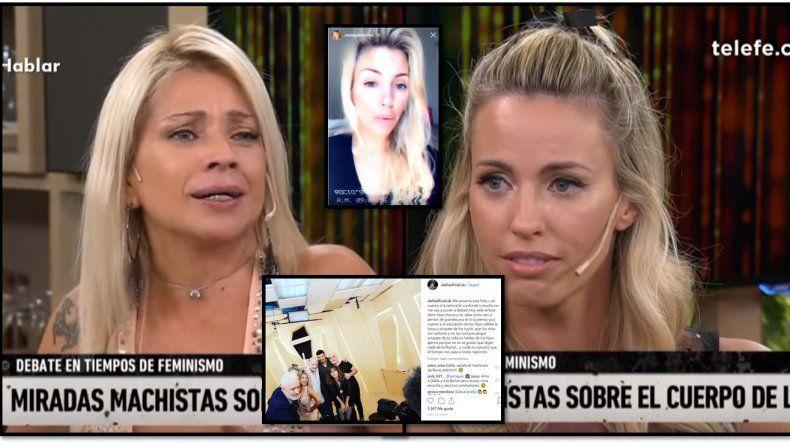 Después del tenso cruce en PH, la discusión entre Dalila y Rocío Guirao Díaz siguió en las redes con duros posteos