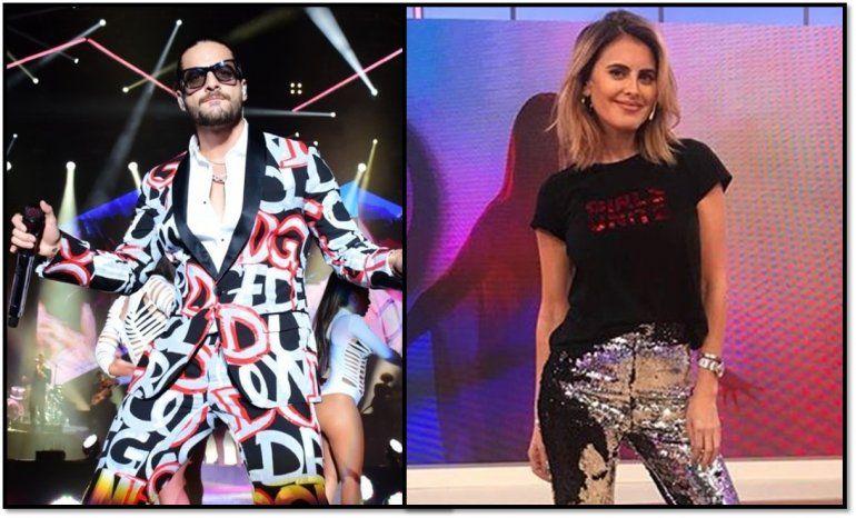 Ma-Luna: Silvina Luna y Maluma ¿Noche de pasión en la madrugada del domingo después del recital?