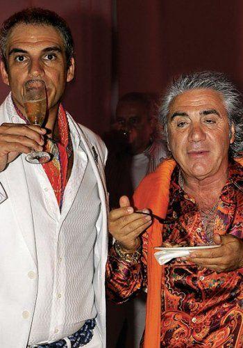 Detuvieron al ex marido del diseñador Carlos Di Doménico