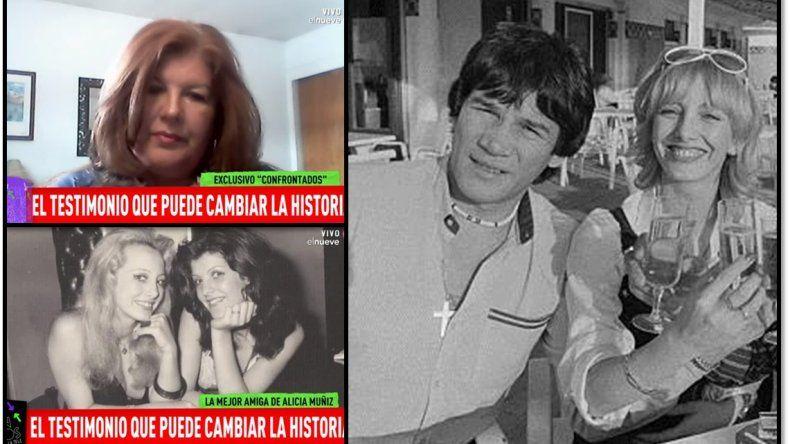 Revelador: La mejor amiga de Alicia Muñiz contó la verdad de su trágica muerte mientras se graba la serie