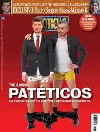 Marcelo Tinelli decidió no ir a la gala de Caras enojado por una tapa de la revista Noticias