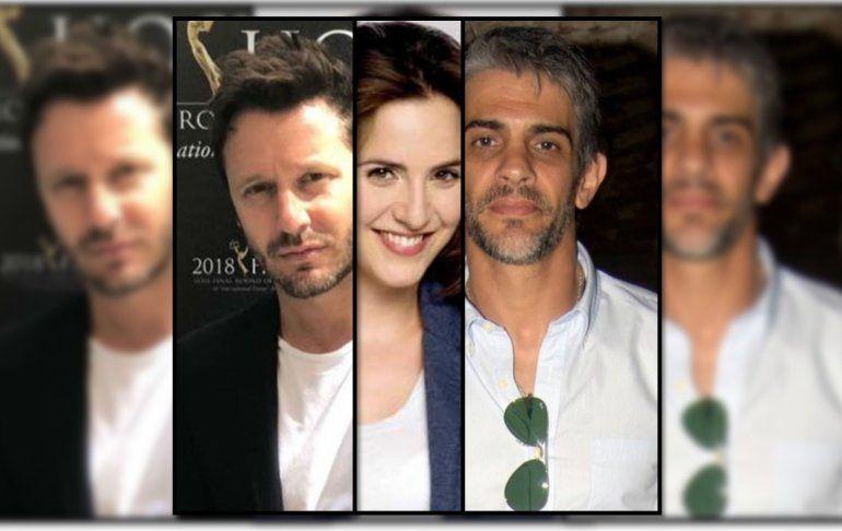 Vicuña se bajó de la película de Carnevale y Echarri hará el papel con Julieta Díaz como pareja