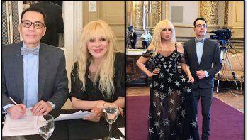 Nacha y Polino firmaron para su café concert en Mardel: El título que eligieron para el show