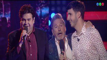 La Voz Argentina: gran duelo entre un favorito a ganar y un participante ciego que cantó con Montaner