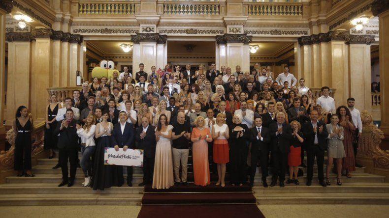Se presentó la temporada de teatro de las obras de Mar del Plata: ¿Quienes estuvieron y quienes no?