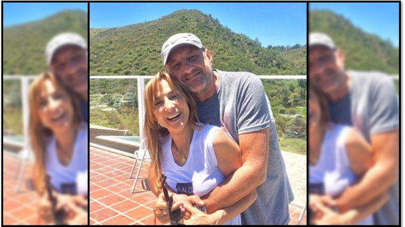 Insólita pareja de cine: El Puma Goity y Gladys Florimonte, protagonizan una historia de amor