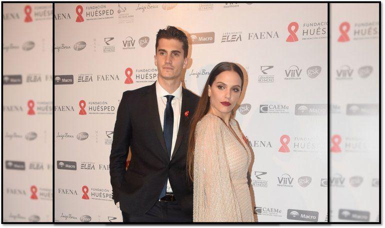 Ivana Figueiras, la enemiga de Nicole, estaría separada de su pareja Tomás Guarracino