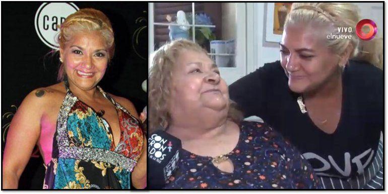 Gladys la Bomba Tucumana pide que recen por su madre, que está grave: Estoy destrozada