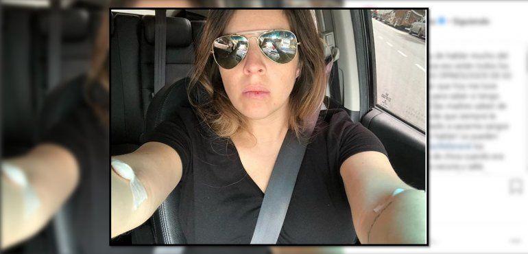 La catarsis de Dalma Maradona tras hacerse un estudio:Me hice la canchera, fui sola y me quería morir de miedo