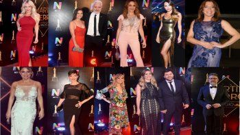 Los looks del Martín Fierro a la radio: mirá cómo se vistieron los famosos