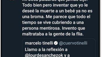 Sol Pérez vs Lourdes Sánchez y en el medio