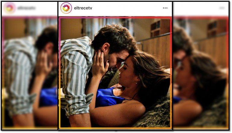 Laurita no gana para disgustos: siguen promocionando los besos de Cabré, ahora con otra actriz