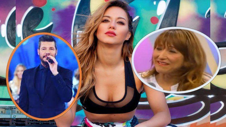 La madre de Flor Vigna bardeó a Tinelli en las redes y dejó un misterioso mensaje