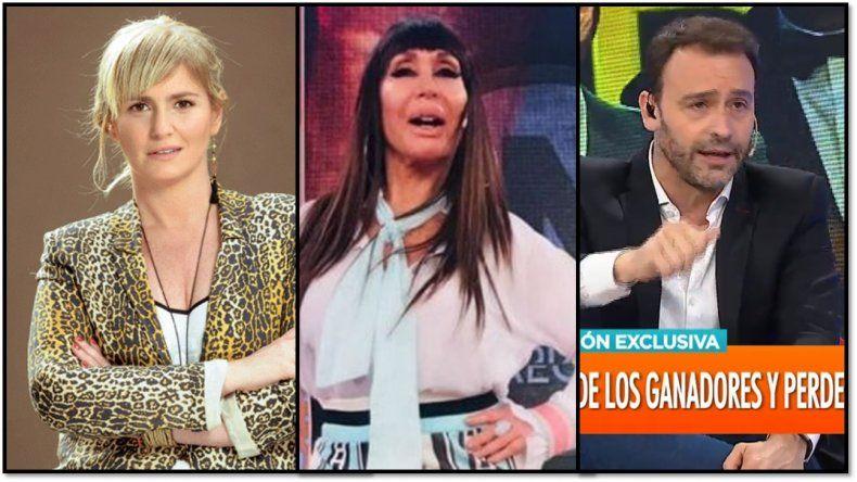 Romina Manguel dijo que el Martín Fierro a Moria es una falta de respeto: en Intrusos Pallares se sacó y casi le da un ataque
