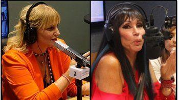 Moria Casán le respondió a Romina Manguel por sus críticas al premio a la mejor conductora radial