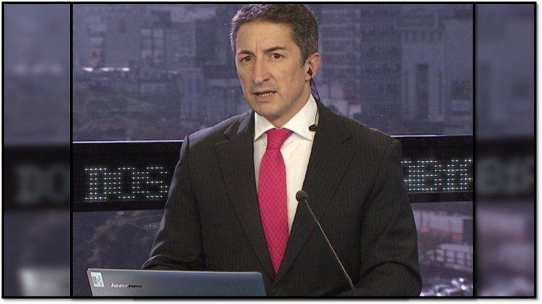 Divertido y escatológico momento en TN: blooper de Adrián Ventura en la cobertura del G20