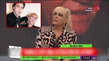 Valeria Lynch volvió a destruir a su ex Miguel Habud: Fue la única pareja con la que terminé mal; es mala persona