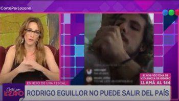 Valiente declaración de Verónica Lozano por el caso de Rodrigo Eguillor: Estos tipos nos chupan la con... no podemos tolerarlo más