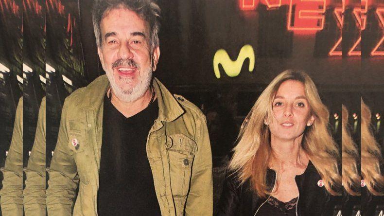 Miguel Ángel Rodríguez presentó a su nueva novia Marcela