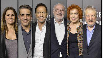 encuentro en sagai: la noche de los actores argentinos