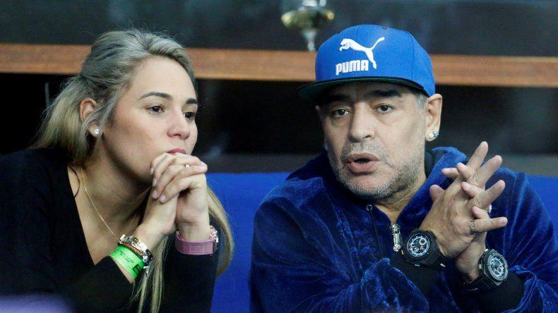 ¿Separada de Maradona?: Rocío Oliva dijo en un programa que está soltera y crecen los rumores