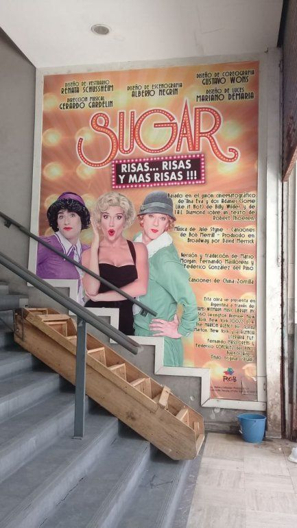 Sugar ya llegó a Mar del Plata
