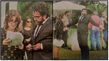 el casamiento de nancy duplaa y luciano castro en el ultimo capitulo de 100 dias para enamorarse