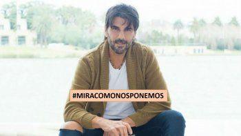 #miracomonosponemos, el hashtag que une a actores, actrices, periodistas y famosos contra la denuncia de violacion sobre juan darthes
