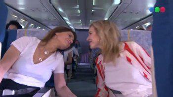 Final feliz para 100 días para enamorarse: el beso entre Laura y Antonia selló su amistad para siempre