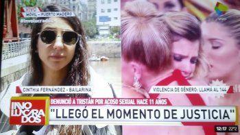 La catarsis de Cinthia Fernández contra los medios y la justicia por los casos de abuso sexual: Este medio es muy hipócrita