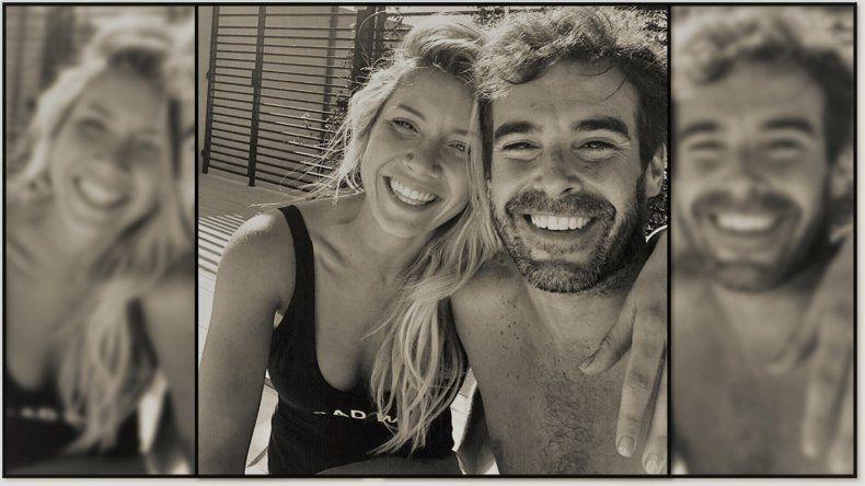 Nico Cabré súper enamorado sorprendió a Laurita con un llamado en la radio: Sos el amor de mi vida