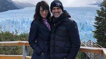 Jorge Rial anunció que se casa el año que viene con Romina Pereiro