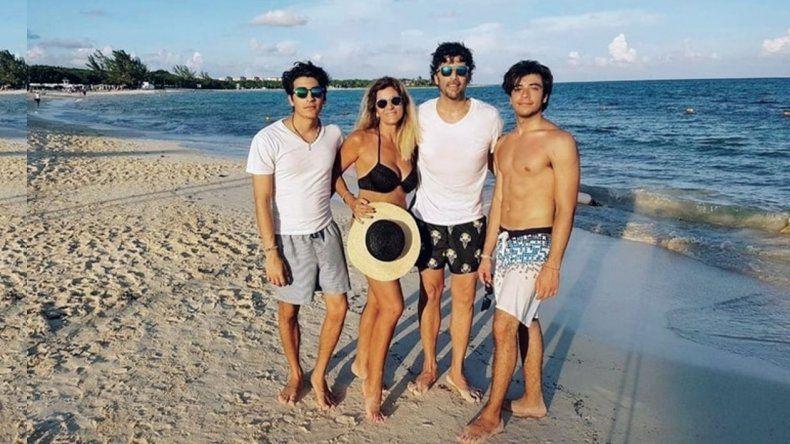 Se filtró un audio del hijo de Juan Darthés:¿Cómo se encuentra el actor en Brasil?