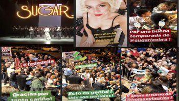 Sugar levantó el telón en Mar del Plata a sala llena y con Flor Peña y Juanita Tinelli en la platea