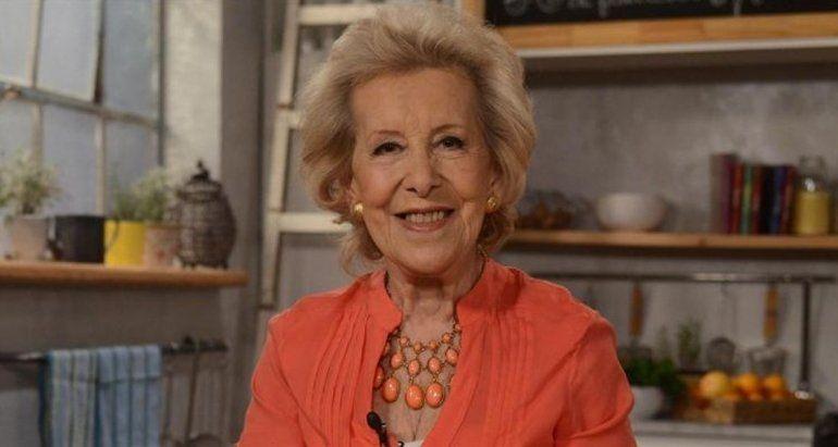 Murió Choly Berreteaga, la primera cocinera de la televisión argentina