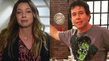 Geraldine Neumann realizó la denuncia penal ante la justicia contra Ariel Rodríguez Palacios por violencia