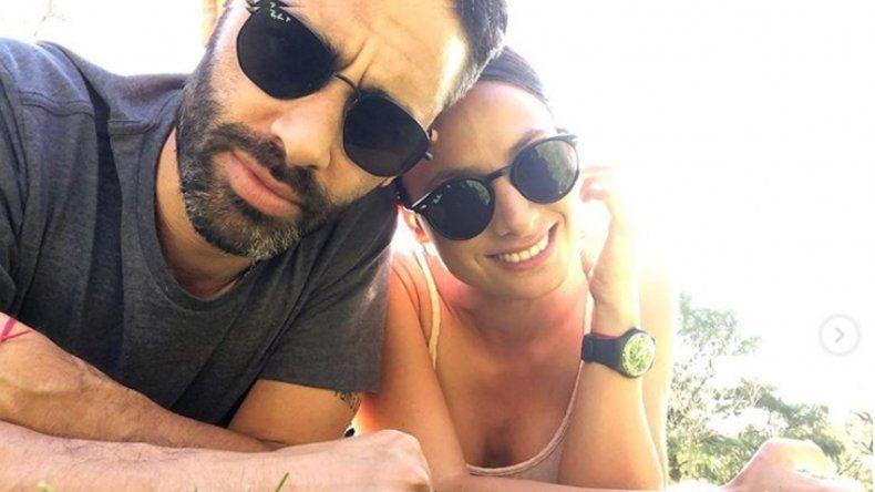 El insólito menú de casamiento que quieren el pollo Alvarez y su novia Tefi Russo