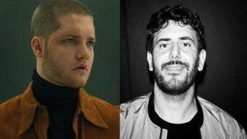 Extraña discusión en redes entre el hijo de Suar y el actor Martín Garabal