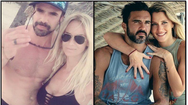 Luciano Castro y Sabrina Rojas vs Mica Viciconte y el Poroto Cubero: la guerra de las carpas